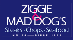 Ziggie & Mad Dog's Islamorada Steaks, Chops And Seafood Logo