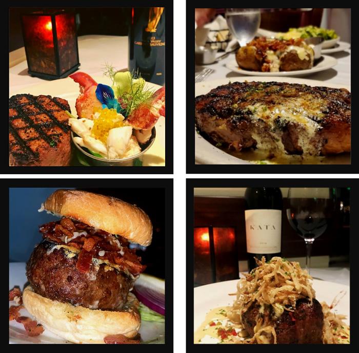 Steaks at Ziggie And Mad Dogs Islamorada