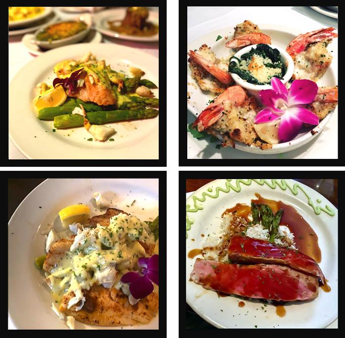 Fresh Seafood at Ziggie And Mad Dogs Islamorada